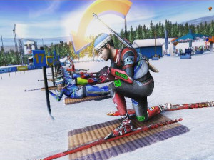RTL Biathlon 2009 - PS2