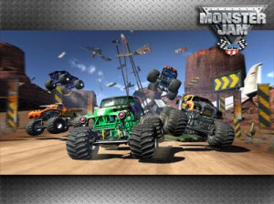 Monster Jam : Urban Assault - PSP