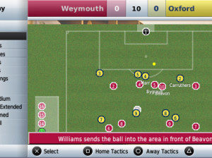 Football Manager 2009 - PSP