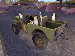 Madagascar 2 - PS3