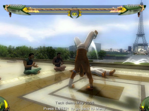 Martial Arts : Capoeira - PS2