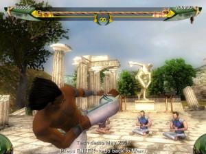 Martial Arts : Capoeira - PSP