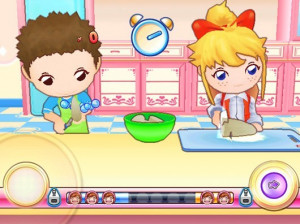 Cooking Mama : World Kitchen - Wii