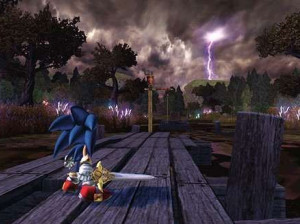Sonic & The Black Knight - Wii