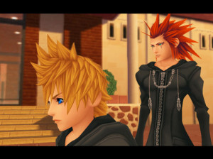 Kingdom Hearts : 358/2 Days - DS
