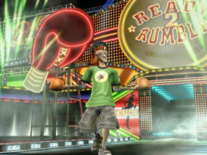 Ready 2 Rumble Revolution - Wii