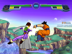 Dragon Ball Z : Infinite World - PS2