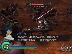 Dynasty Warriors Gundam 2 - PS2