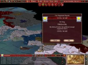 Europa Universalis : Rome - Vae Victis - PC