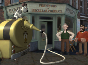 Wallace & Gromit's Grand Adventures - PC