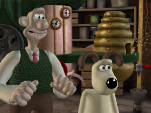 Wallace & Gromit's Grand Adventures - Wii