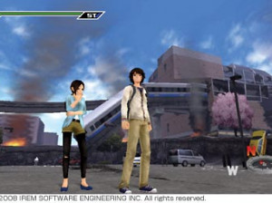 S.O.S : The Final Escape 3 - PSP
