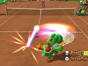 Mario Power Tennis - Wii
