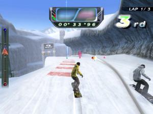 Snowboard Riot - Wii