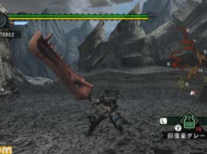Monster Hunter G - Wii