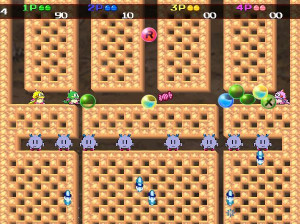 Bubble Bobble Plus - Wii
