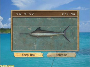 Fish Eyes - Wii