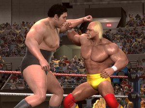 WWE Legends of Wrestlemania - PS3