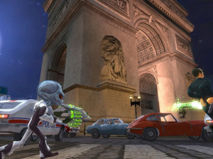 Destroy All Humans ! En Route vers Paname ! - PS3