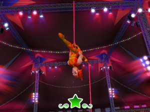 Go Play Circus Star - Wii