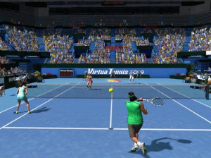 Virtua Tennis 2009 - Wii