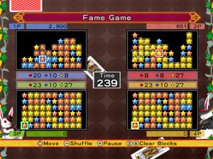 Pop 'Em Drop 'Em Samegame - Wii