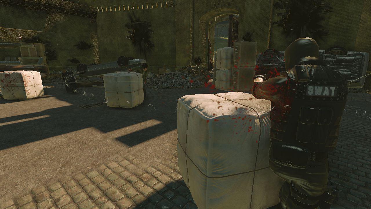 Wanted : les Armes du Destin - PC
