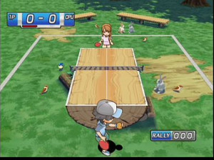 Family Table Tennis - Wii