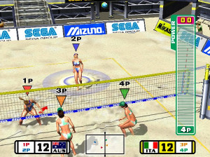 Beach Spikers - Gamecube