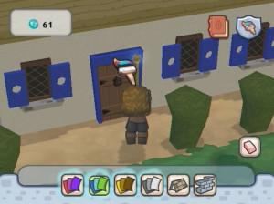 MySims Kingdom - Wii