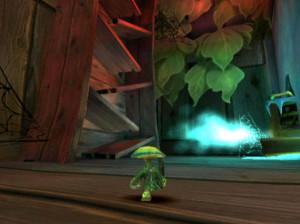 Mushroom Men : La Guerre des Spores - Wii