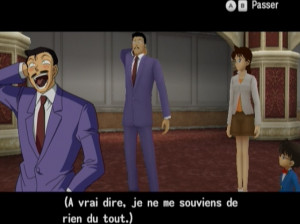 Détective Conan : Enquête à Mirapolis - Wii