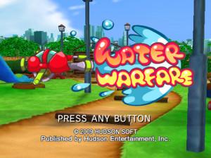 Water Warfare - Wii