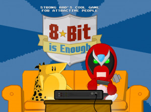 Strong Bad's Cool Game for Attractive People : Episode 5 : 8-Bit is Enough - Wii