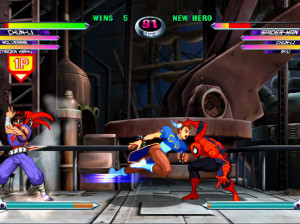Marvel vs Capcom 2 - PS3