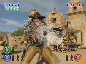 Mad Dog McCree : Gunslinger Pack - Wii