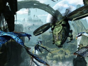 James Cameron's Avatar : The Game - Xbox 360