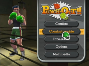 Punch Out !! - Wii